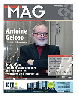 Couverture MAG CCIL_Groupe Geloso