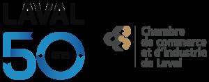 50e plus CCIL logos