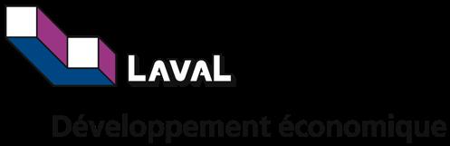Logo Ville de Laval_Développement économique