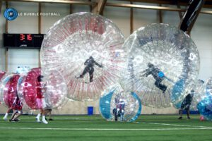 Photo Bubble Football