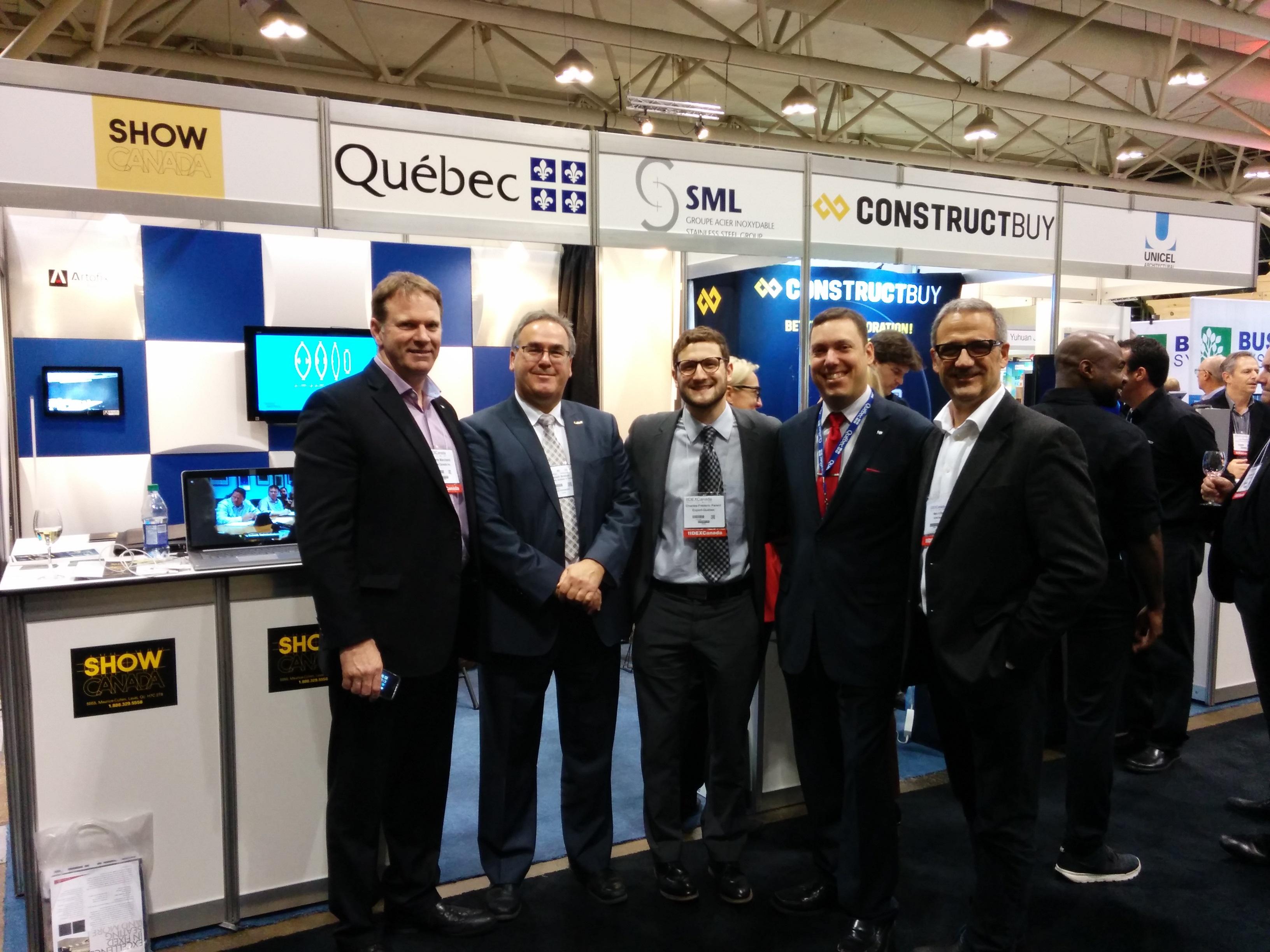 Construct Canada IIDEX