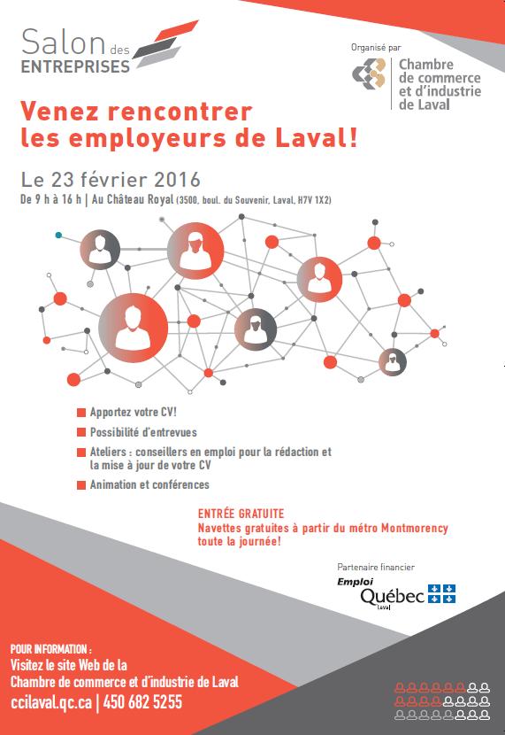 Image poster _Salon des entreprises CCIL_