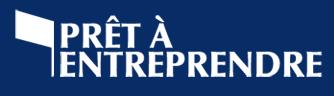 Logo Prêtà entreprendre
