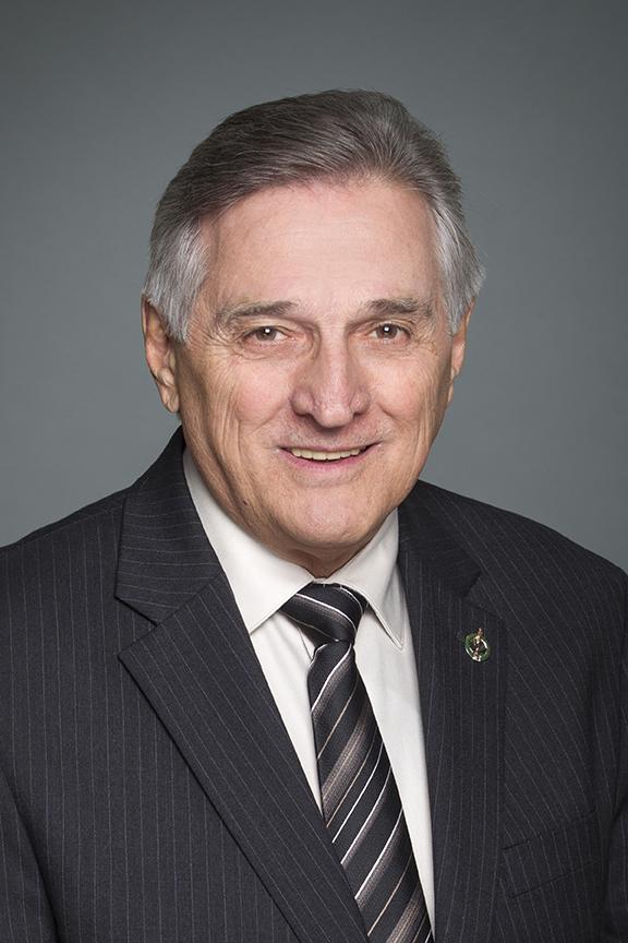photo officielle du député Yves Robillard