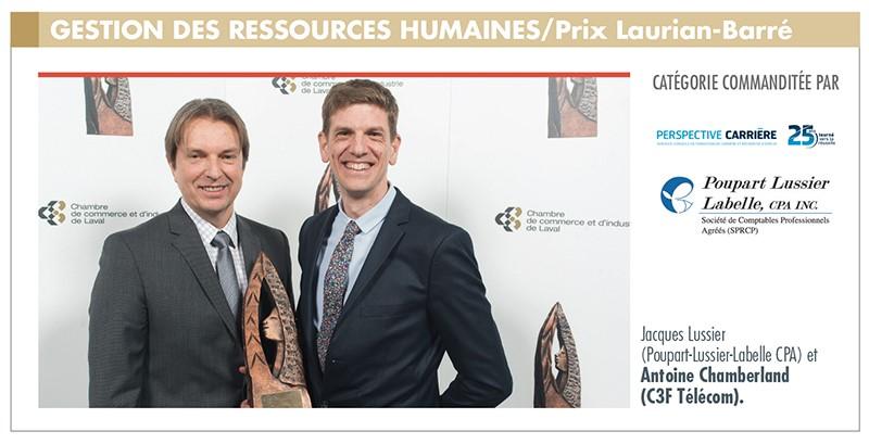 CCIL_Gestion des Ressources humaines - Prix Laurian-Barré