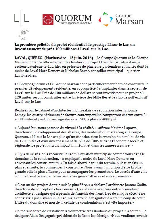 Communiqué L-L p.1
