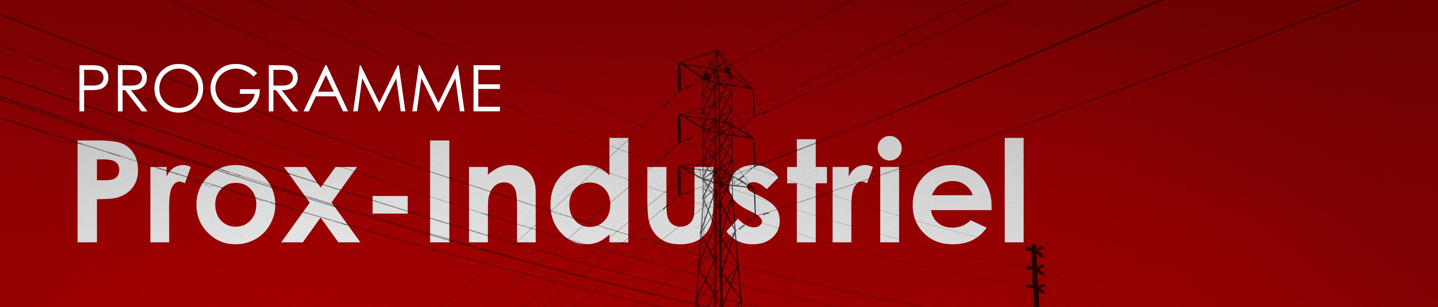 Lancement de prox industriel un nouveau programme pour for Chambre de commerce ci
