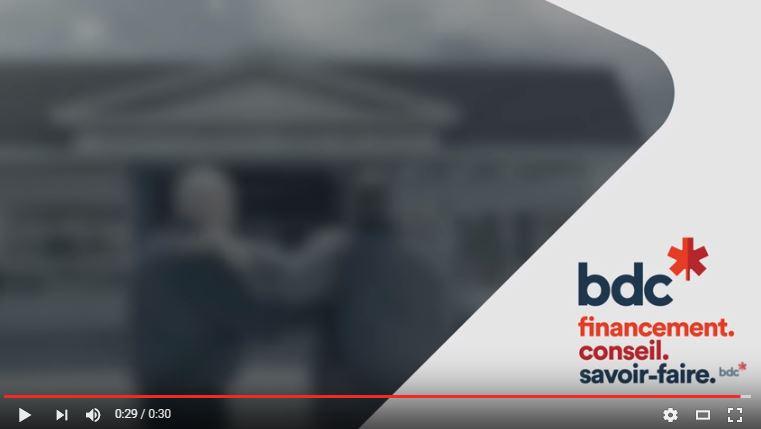 Vidéo bdc branding