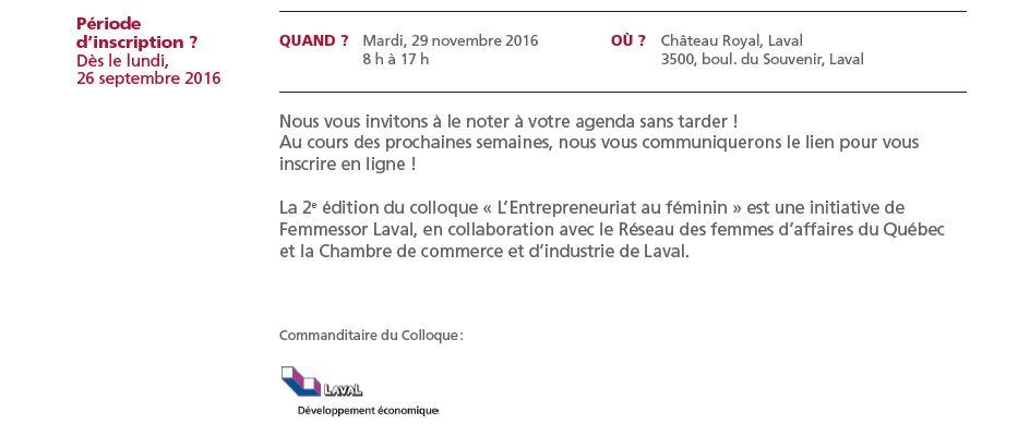 Colloque l entrepreneuriat au f minin 2e dition - Chambre de commerce et d industrie de l ain ...