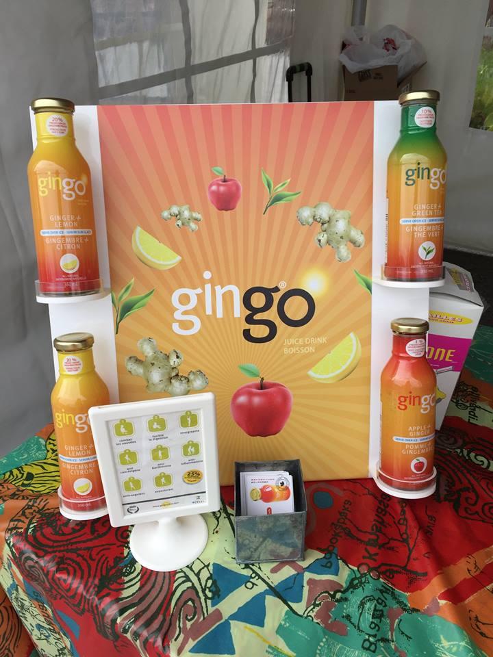 Gingo Juices