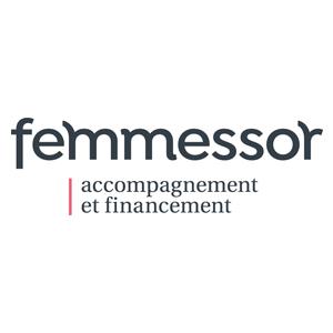 Nouveau logo Femmessor pour FB2