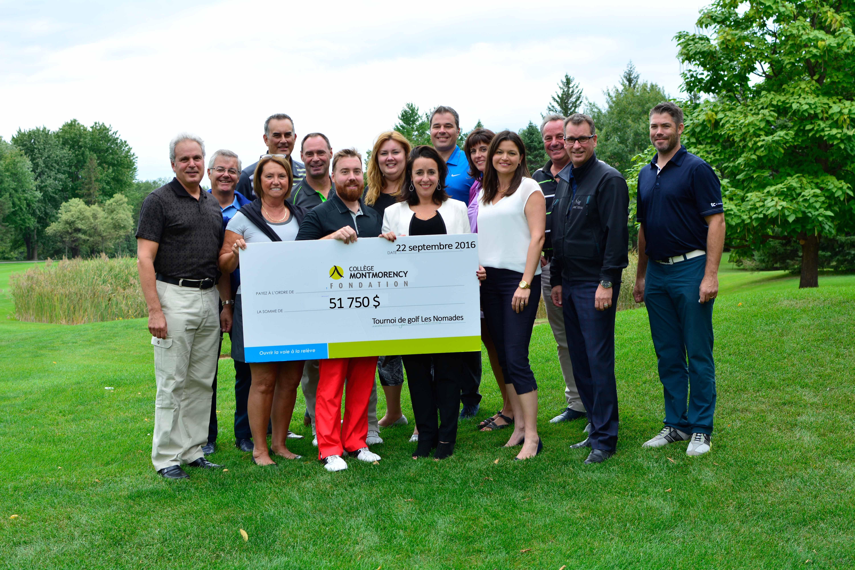 Un 29e tournoi de golf au profit des nomades r ussi for Chambre de commerce ci