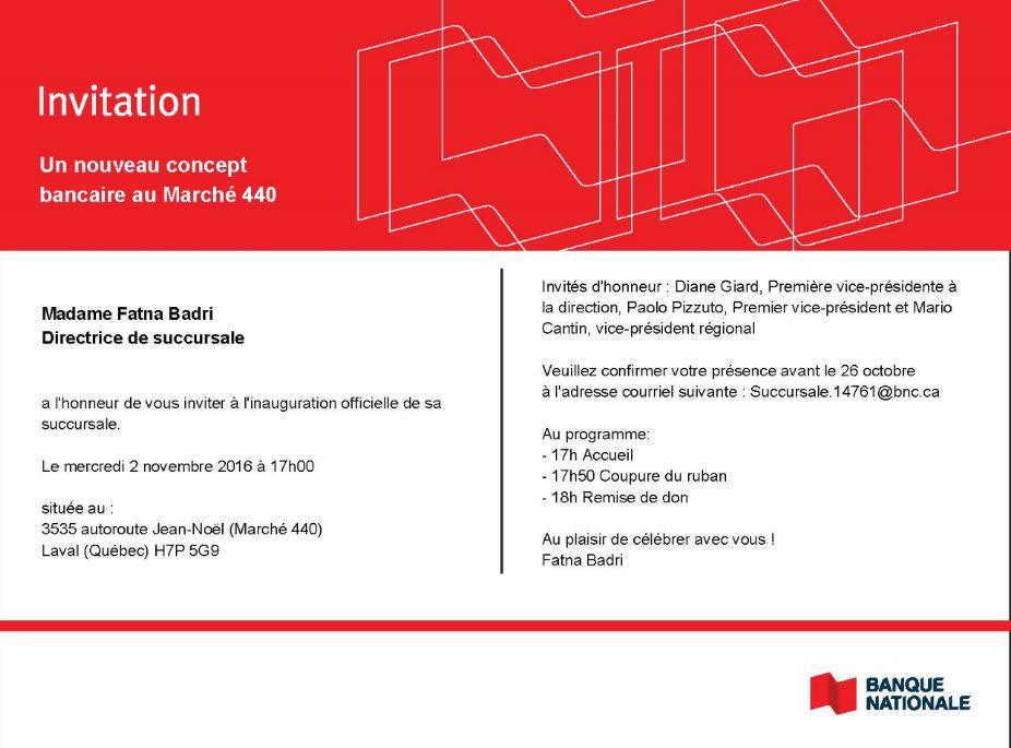 Invitation un nouveau concept bancaire au march 440 for Chambre de commerce et d industrie de bruxelles