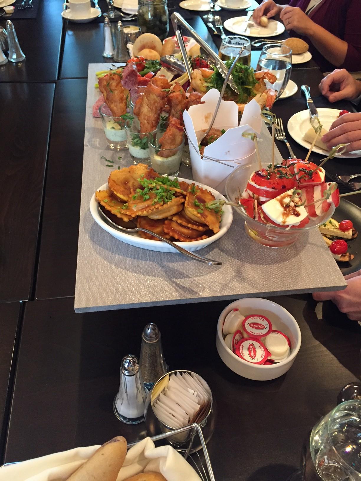 rencontre cuisine montreal