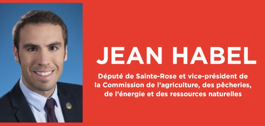 Jean Habel série leader affaires 19 avril