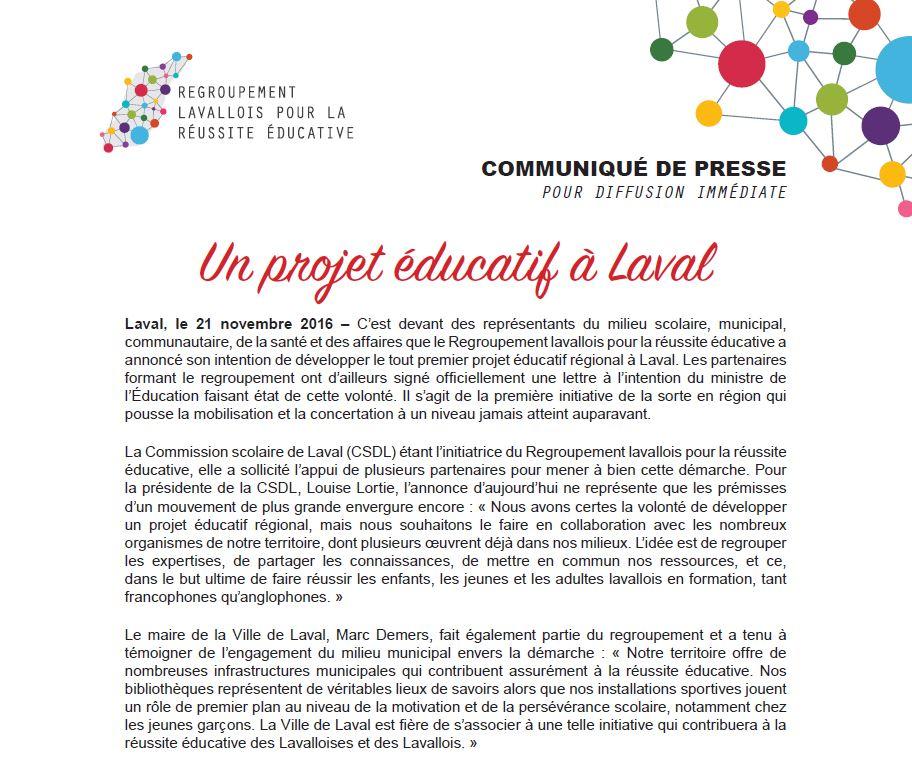 Communiqué_projet éducatif_1