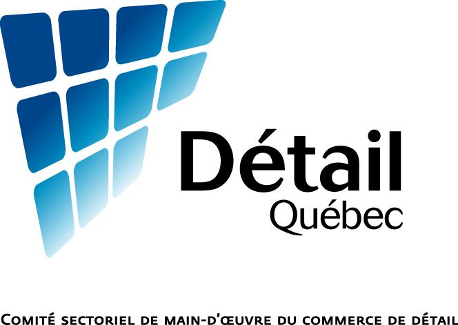 Logo Détail Québec & Comité sectoriel