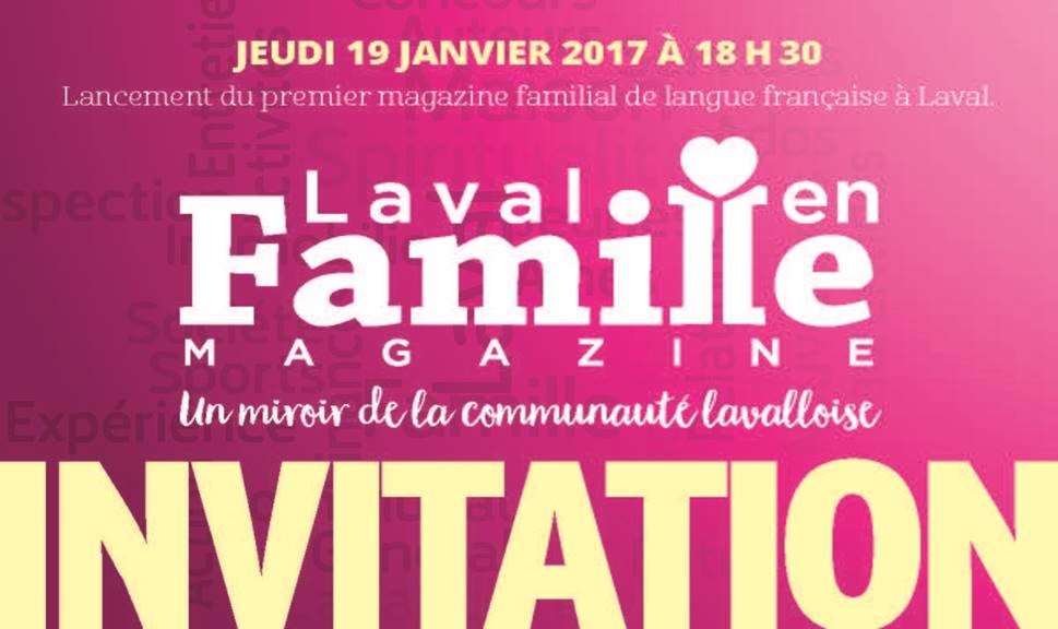 invitation lancment