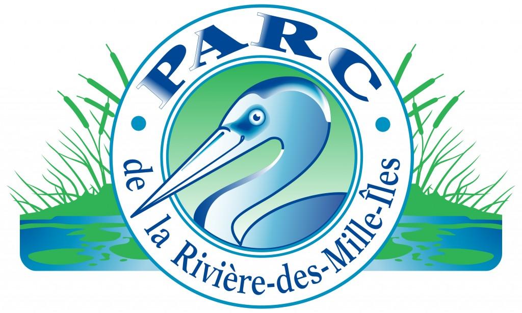 Logo officiel 2014 Parc de la Rivière-des-Mille-Îles