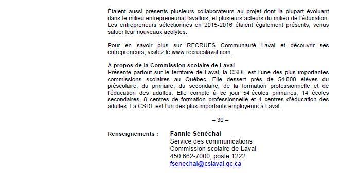 Communiqué_lancement 2e cohorte Recrues_1er mars_3