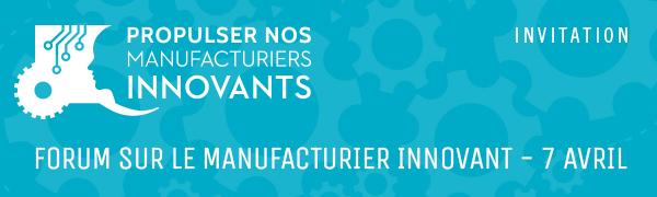 Invitation forum strat gique sur le manufacturier for Chambre de commerce ci