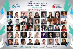 Mosaique FINALISTES 2017