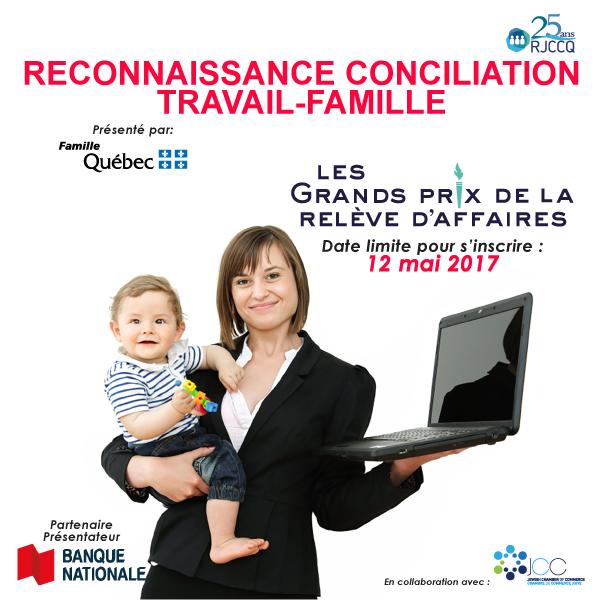 Prix Conciliation Travail-Famillie