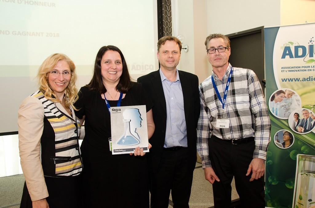Gagnants Prix Florian Bonnier 2018