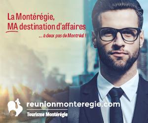 Réunions Tourisme Montérégie