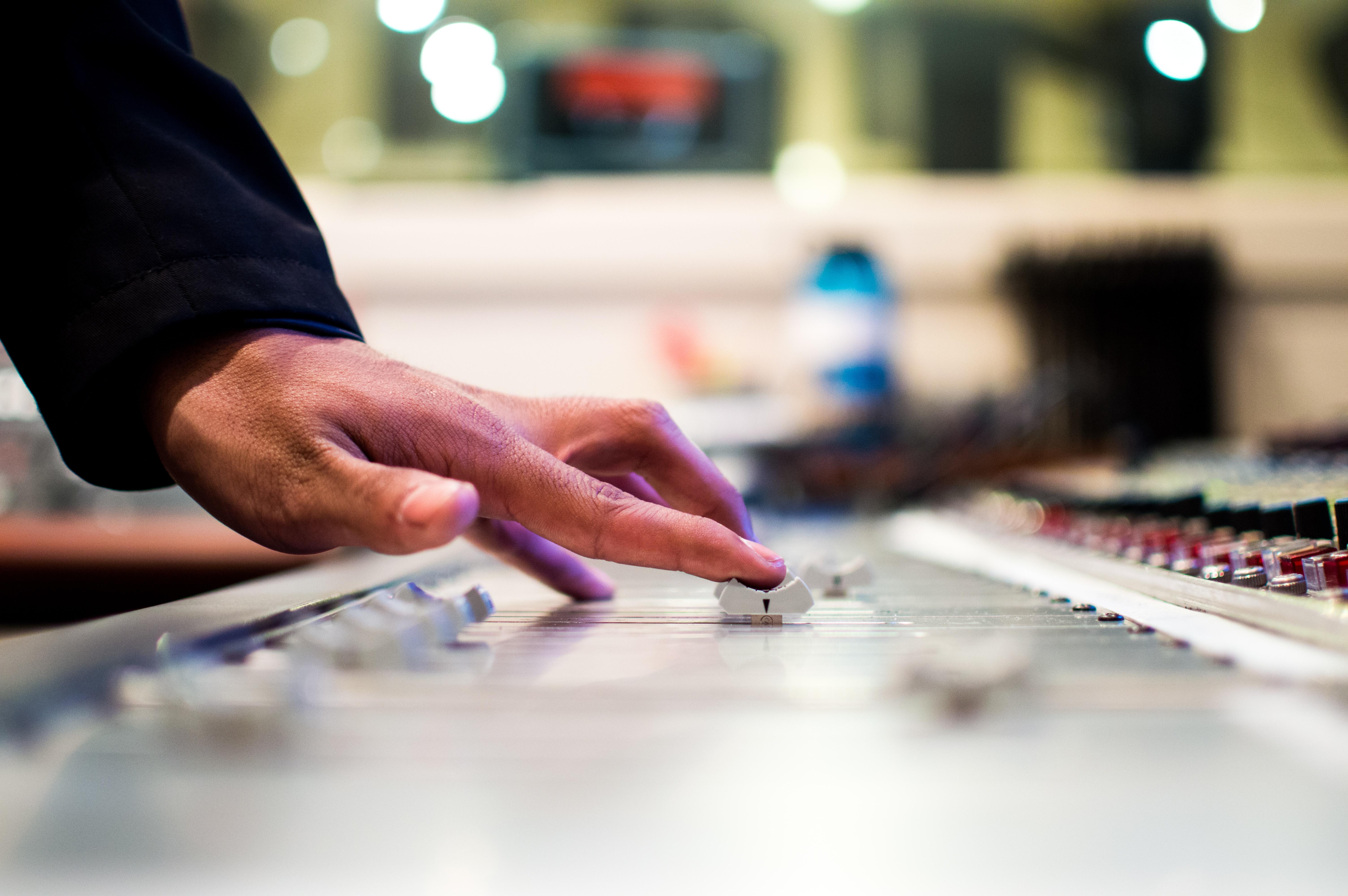 Technicien Audio_Visuel